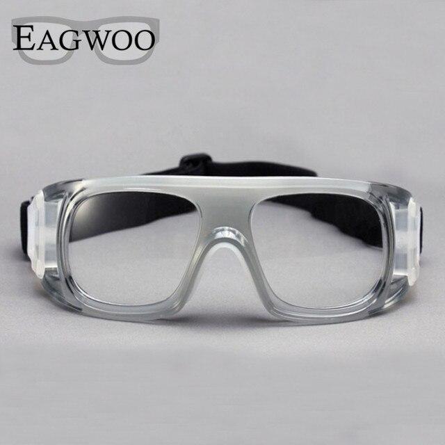 Eagwoo adultos deportes al aire libre baloncesto fútbol voleibol tenis gafas  lente miope marco del espejo cf83c84acb6a