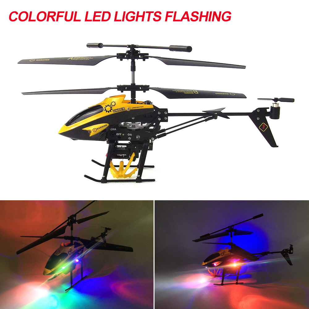 Lying Mini RC Helicopter Remote Toy Drones Hanging Basket Helicopter Gyro Radio Control Metal Alloy Mini Drone Toys For Boys