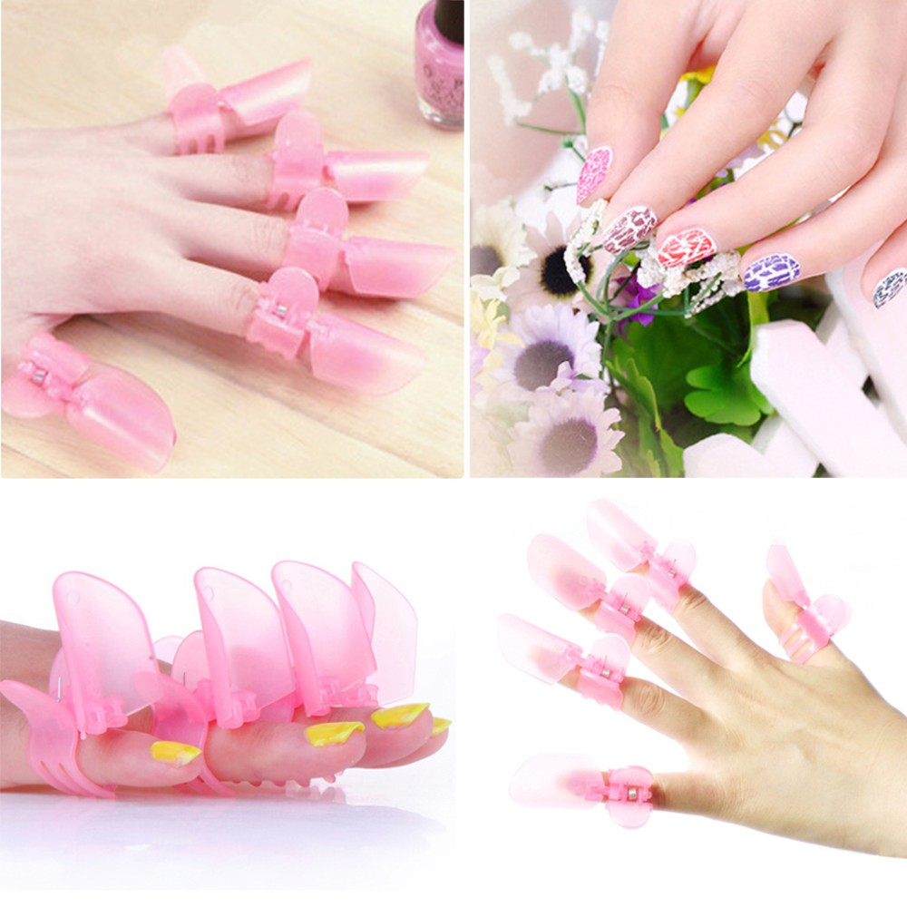 10pcs/sets New Arrival Nail Tools Manicure Nail Polish Varnish ...