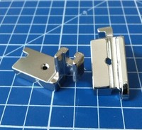 Household Sewing Machine Parts Presser Foot Welting Foot Low Shank Piping Foot #40986 -3/16