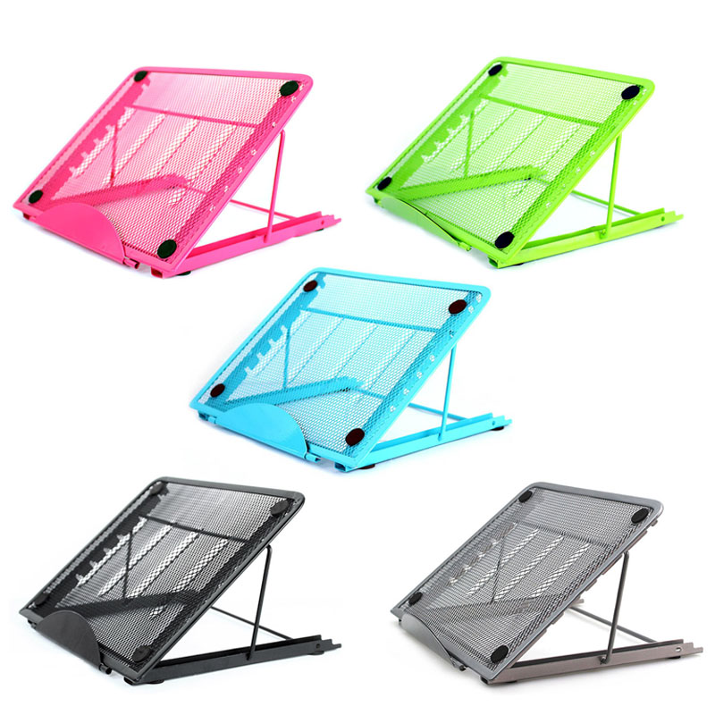 Amiable Adjustable Laptop Table Stand Tray Lazy Foldable Notebook Holder Desk Rack Jlrl88 Products Hot Sale Automobiles & Motorcycles