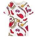 2016 summer style womens fashion stuff cartoon print tee top women short sleeve tops for woman tees ladies t shirt white tshirt