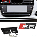 ABS S Coche insignia de la parrilla para Audi A3 A4 A5 A6 A8 S3 S4 S5 S6 S8