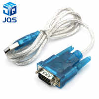 HL-340 novo usb para rs232 com porta serial pda 9 pinos db9 cabo adaptador suporte Windows7-64