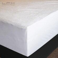 Только для русский 160×200 см Терри матрас Чехлы установлены Лист кровать ошибка доказательство Водонепроницаемый матрас кровать протектора защиты