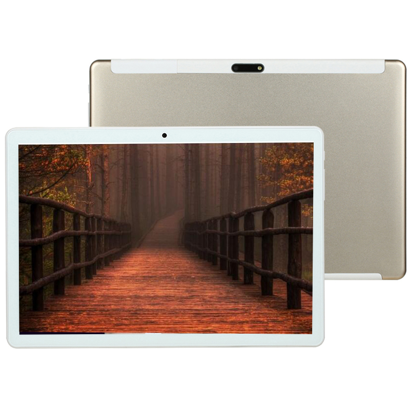 2019 Tablets 10 Inch Tablets Android 7.0 Tablette Google Play Store SIM Kids 3G WIFI 32GB Tablet PC GPS MT6580 2.5D Glass Screen