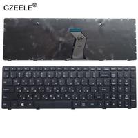 GZEELE Novo para Lenovo G500 G505 G500A G505A G510 G700 G700A G710 G710A G500AM G700AT RU Laptop Teclado preto cor
