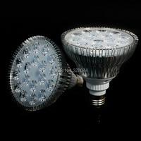 4pcs High Power E27 54W LED Aquarium light Coral Reef Grow Light Fish Tank Lamp LED Bulbs for Hydroponics