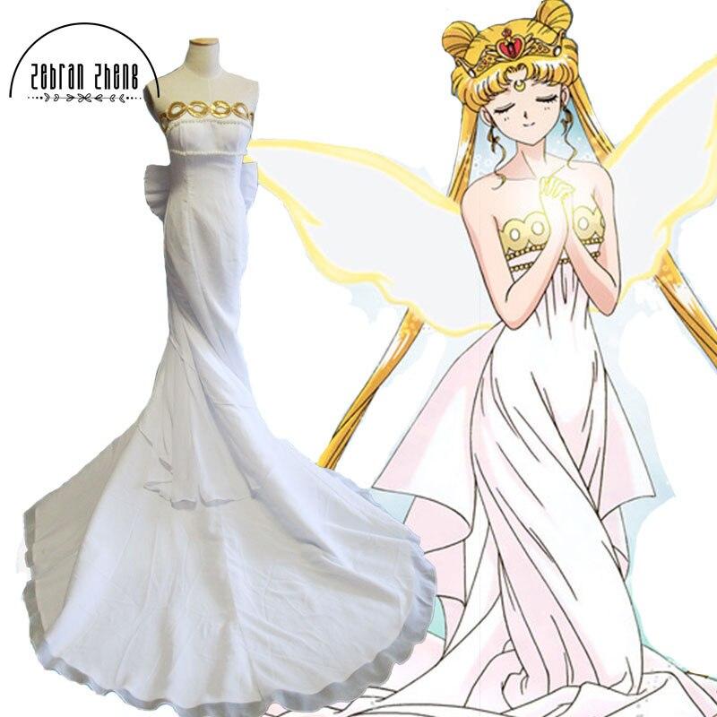 Sailor Moon Moon Usagi Cosplay Costume Custom Made