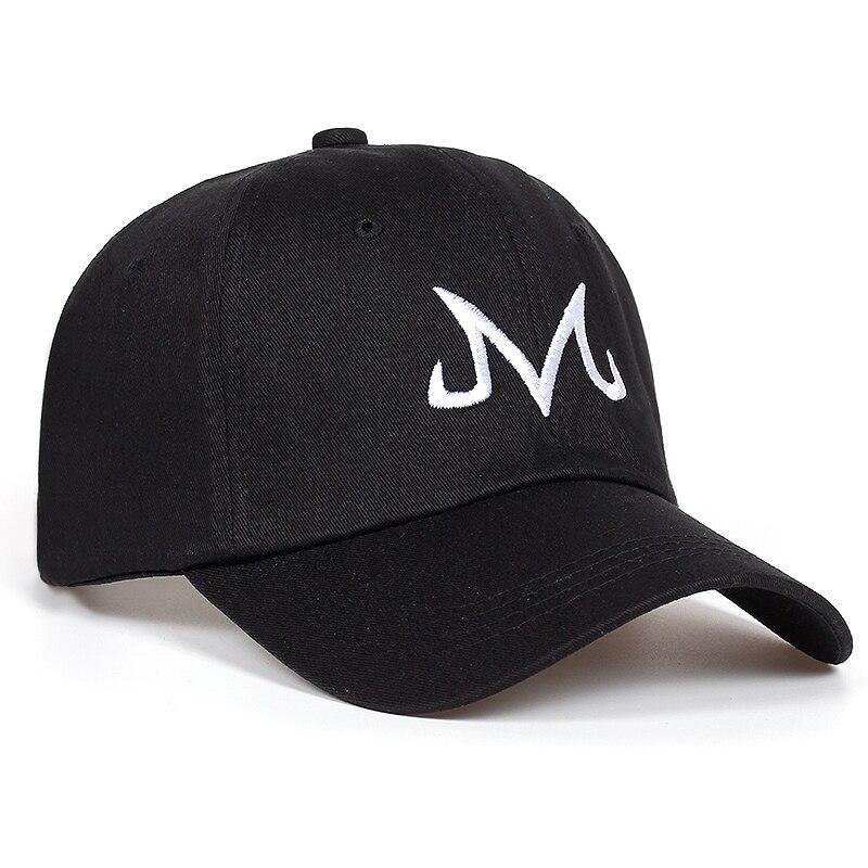 80f601e958b 2018 New High Quality Brand Majin Buu Snapback Cap Cotton Baseball ...