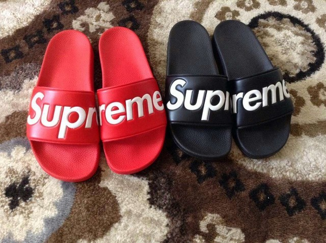74a1e68df24a supreme sandals best quality  not authentic -in Women s Sandals from ...