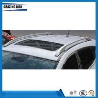 Высокое качество алюминиевый сплав палки модель багажник на крышу направляющей для IX35