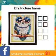 5D DIY Diamond Painting 30x40cm Photo Frame Cross Stitch Handmade Wholesale Decorative Dropshipping