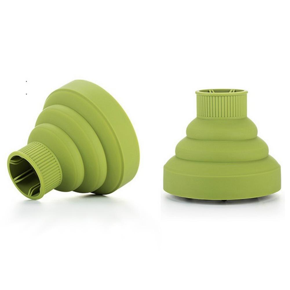 Adoolla Professional складной силиконовый Крышка фена тепла диффузный воздуходувы аксессуар для легкой очистки DIY укладки волос-30