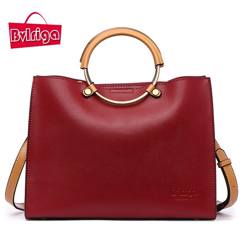 bd589cc34aec Купить BVLRIGA женская сумка из натуральной кожи сумка Роскошные Сумки Для  женщин сумки дизайнерские сумки Сумки Для женщин известных брендов Цена  Дешево