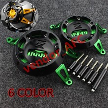 Motorcycle Z1000 Z1000SX Engine Stator Cover CNC Aluminum Engine Protective Cover Protector For KAWASAKI Z1000 Z1000SX 2011-2015