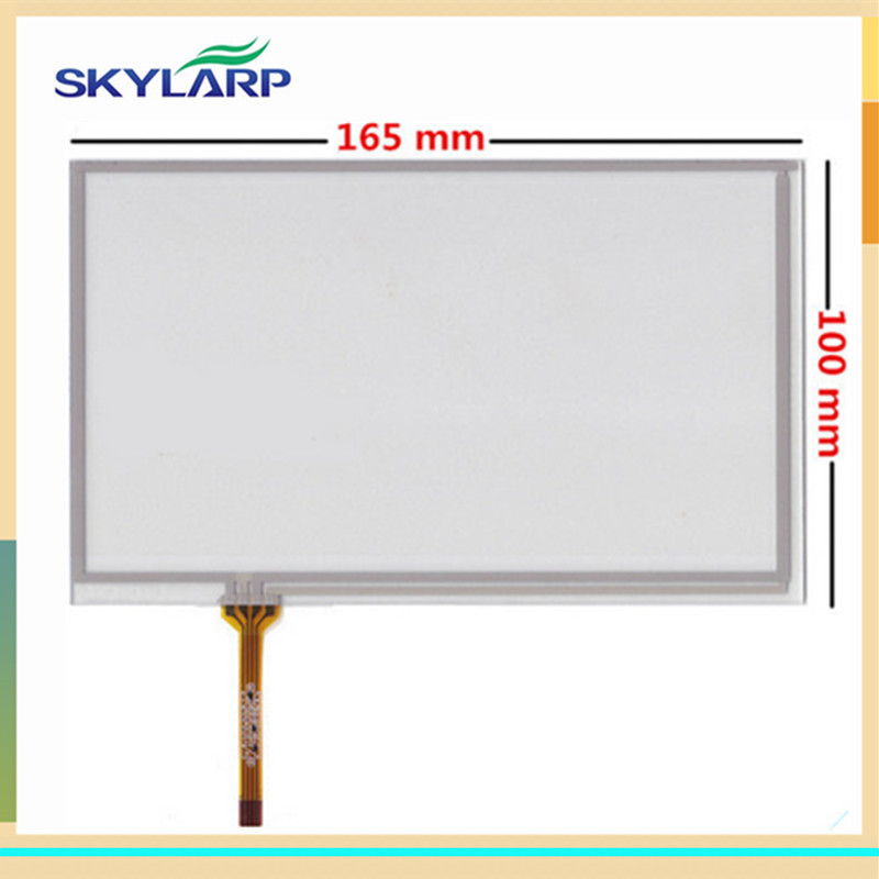где купить  5 pcs 7 inch touch screen for Innolux at070tn92 at070tn93 at070tn94 peripheral touchscreen panel Glass  дешево