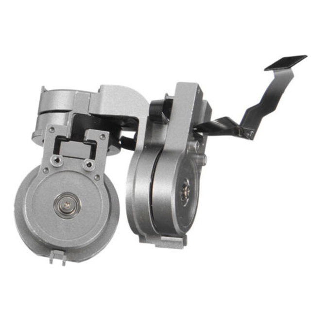 Original Repair Part DJI Mavic Pro Camera Lens Gimbal Arm Motor with Flex Cable for DJI Mavic Pro RC Drone FPV HD 4K Cam Gimbal 5