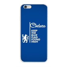 Chelsea FC Phone Case iPhone 5 5C 5S SE 6 6S 6 6S 7 8 10 X Plus