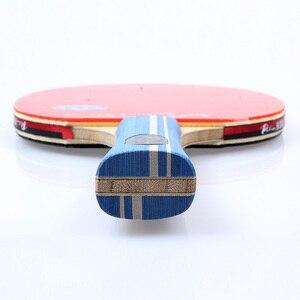 Image 5 - 2019 パリオ 2 スターエキスパート卓球ラケット卓球ラバーピンポンゴム Raquete デピンポン