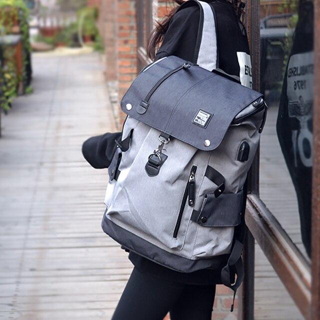 Multifunction Best Travel Backpack Male Female School Student Men Women Everyday Backpack Shoulder Bag Girl 4