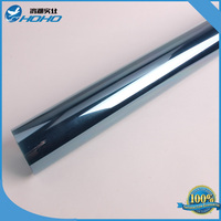 Premium Window Tint Film Roll Light Blue Auto Car House Commercial 75% VLT 1.52MX10M / 5FTX33FT
