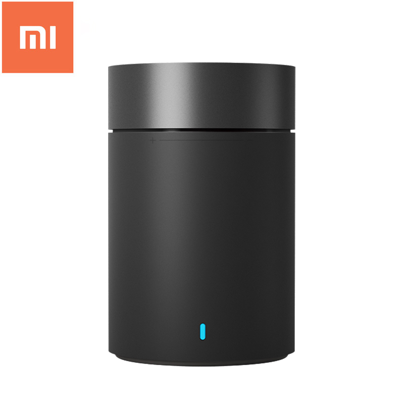 Original Xiaomi Mi Speaker Cannon 2 Mini Smart Bluetooth 4.1 Portable Wireless Subwoofer Wifi Loudspeaker for Iphone Android MP3 original xiaomi mi speaker mini 2 4g wifi voice smart speaker wireless portable speaker bluetooth 4 1 with 4 mic of smart home