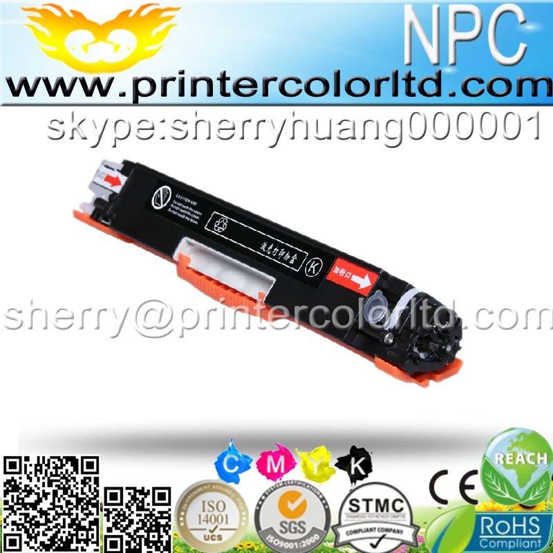 1 PK CE312A Yellow Cartridge fit for HP 126A Toner Color LaserJet 100 MFP M175a