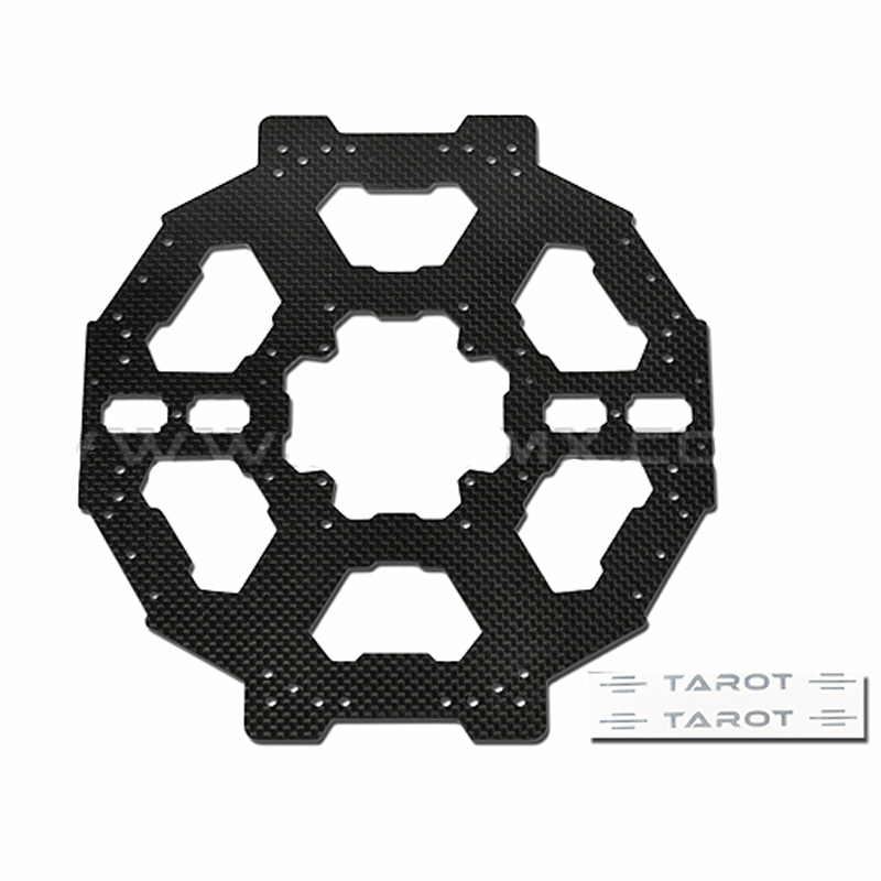 Quadcopter tarot fy680 plegable hexacopter carbono Fibra placa ...