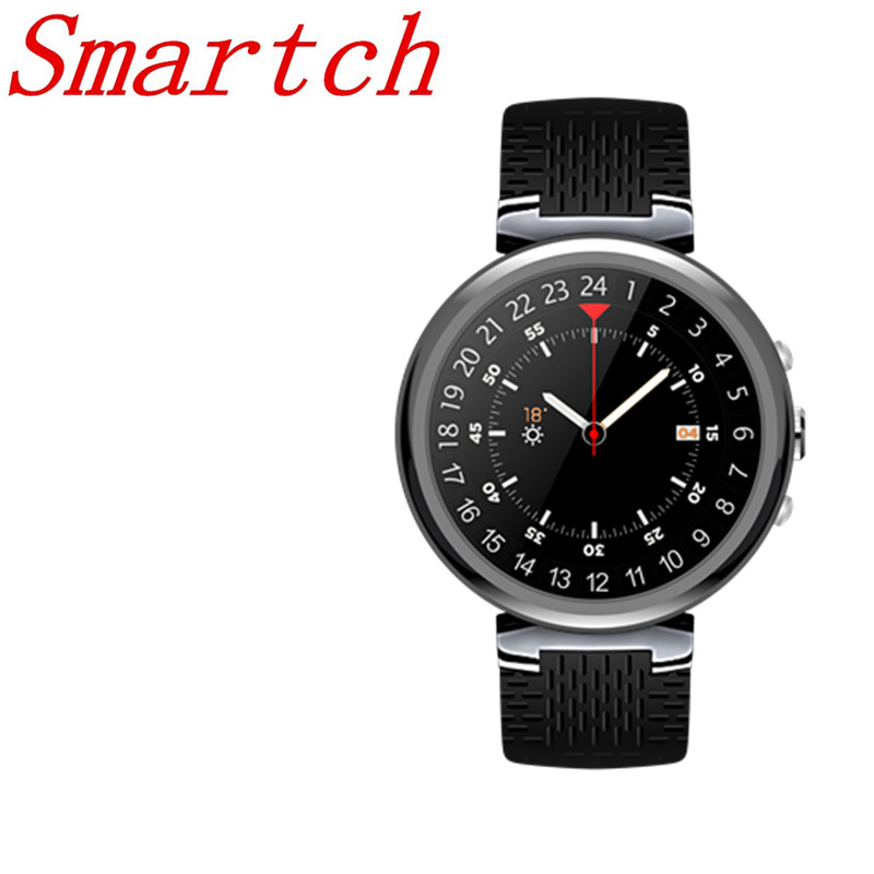 Smartch I6 Smart Watch Android 5.1 MTK6580 Smartwatch Support SIM Card GPS Wifi Heart Rate Sports Wristwatch for IOS Android