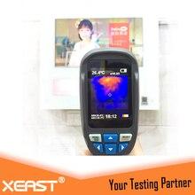 HT02 Professionelle Handheld Wärmebildkamera Tragbare Infrarot Infrarot Imaging Device HT-02