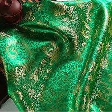 d8624d7ca5975 Popular Golden Brocade Fabric-Buy Cheap Golden Brocade Fabric lots ...
