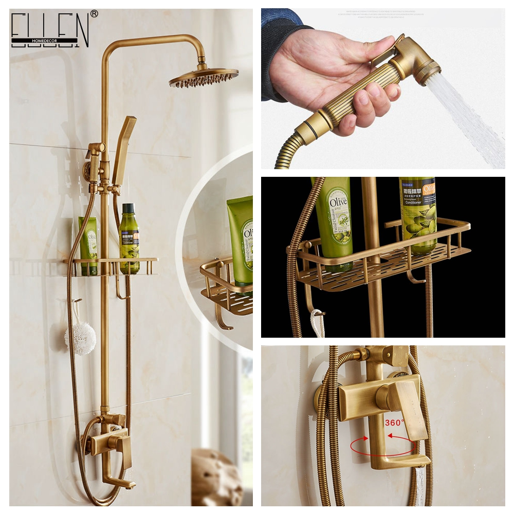 Bathroom Waterfall Basin Sink Faucet Brush Nickel Hot and Cold Water Mixer Crane Tap Copper Chrome