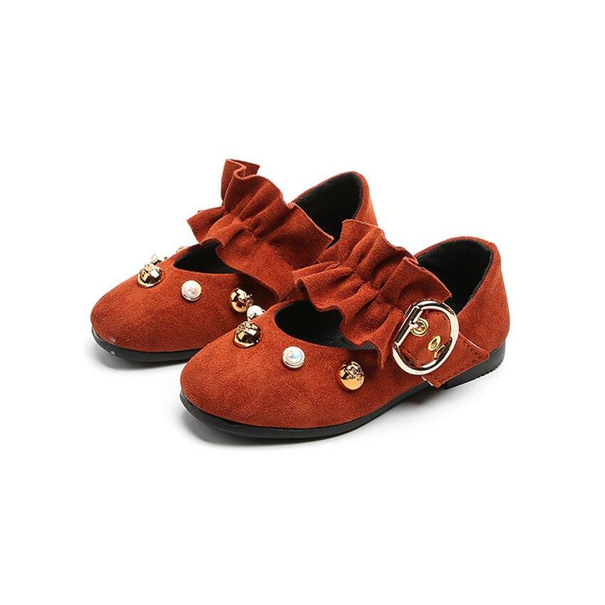 BOKEN Meisje Platte schoenen Nieuwe schattige stijl Peuter Meisje - Kinderschoenen - Foto 2