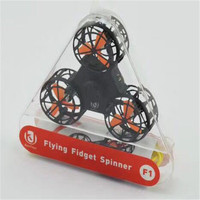 Newesr Fidget Spinner Hand Flying Fidget Spinner Flying Spinning Top Toy For Autism Anxiety Stress Release Toy for kids adults