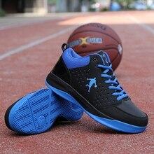 brand new 57f35 8961e 2019 neue Frühjahr Jungen Männer Basketball Schuhe Kinder Sneaker Outdoor  Große Kinder Nicht-slip Sport Schuhe Schuhe Jordan Sch..