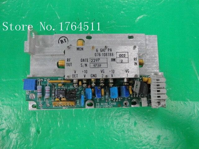 [BELLA] HARRIS 076-108788-002 6GHZ 100V SMA Amplifier