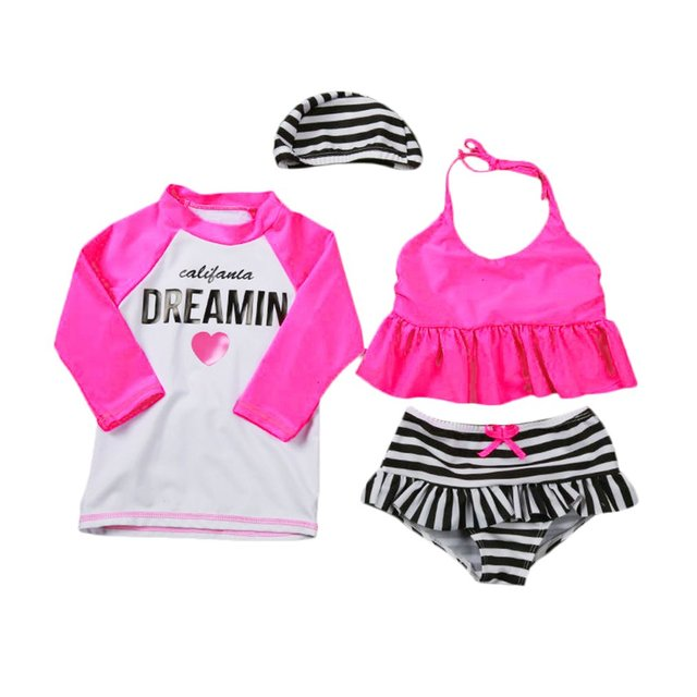 ... suit Best Offers. Best Offers 4-9 years children swimwear Sunscreen  girl swimwear baby kids biquini infantil swimsuit c691fa297