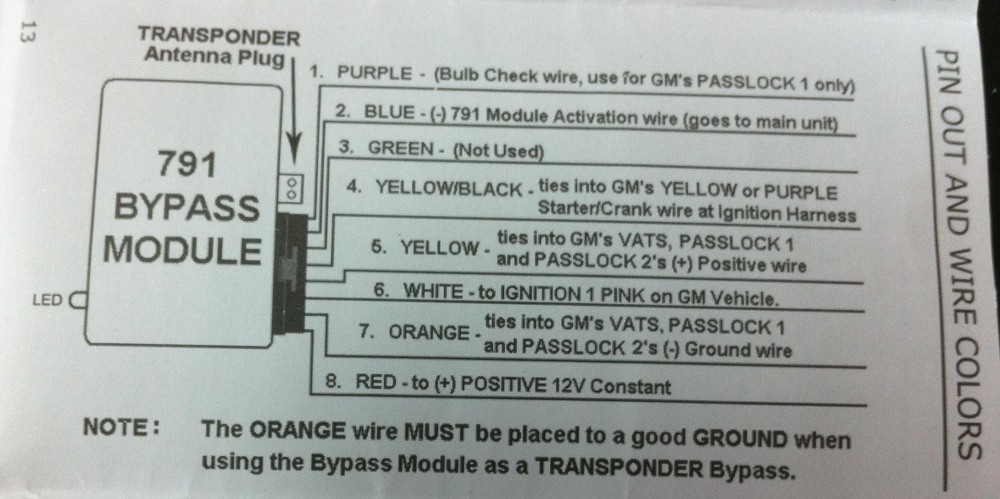 Pleasant Gm Passlock 2 Wiring Diagram Basic Electronics Wiring Diagram Wiring 101 Ferenstreekradiomeanderfmnl