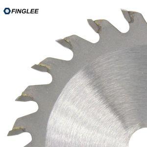 Image 2 - فينغلي 1 قطعة 75 مللي متر TCT النجارة شفرة منشار دائري صغير الاكريليك البلاستيك شفرة قاطعة للأغراض العامة للخشب