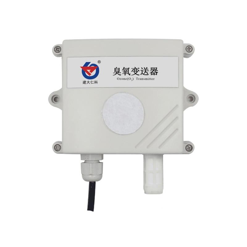 O3 transmitter concentrations of ozone gas sensor transmitter detection RS485 modbus 4 20ma 0 5V 0