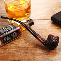 2019 New High grade J&moer Classic reading trumpet Smoking Pipe Tobacco pipes JS882