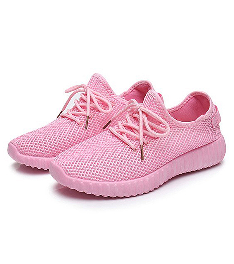 Mesh casual shoes women Breathable Lace Up white sneakers female soft lightweight summer flat Women Vulcanize Shoes 2019 VT243 (18)