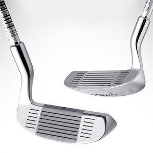 Image 5 - を PGM ゴルフ両面チッパークラブステンレス鋼ヘッドマレットロッド研削プッシュロッドチッピングためクラブゴルフパター屋外スポーツ