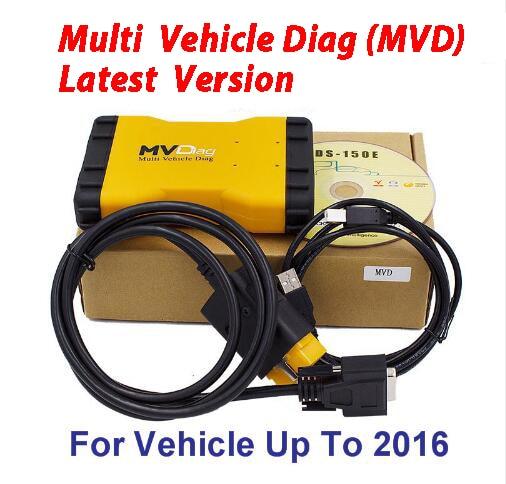 MVD With Bluetooth 2016 00 Multi Vehicle Diag MVDIAG multidiag WOW VD TCS CDP PRO plus