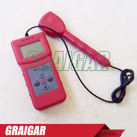 MS7200 Digital Wood Moisture Meter Timber Paper Bamboo Concrete Floor 0 80 Free Shipping
