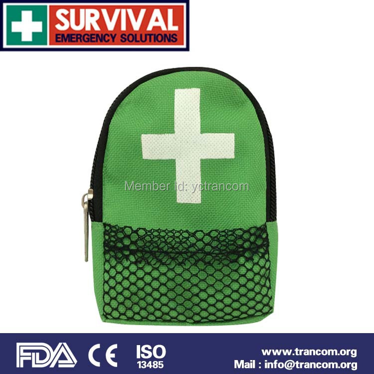 High Quality Mini First Aid Kit And Cpr Mask With FDA ISO CE TGA Tr103 kitcox70427fao4001 value kit first aid only inc alcohol cleansing pads fao4001 and glad forceflex tall kitchen drawstring bags cox70427
