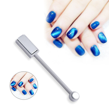Nail Tool Double Head Strong Cat Eye Magnet Stick DIY Art Effect For Polish LAM