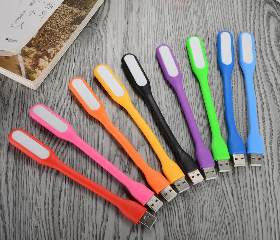 500pcs NEW Fashion font b USB b font LED font b Gadget b font Flexible Light
