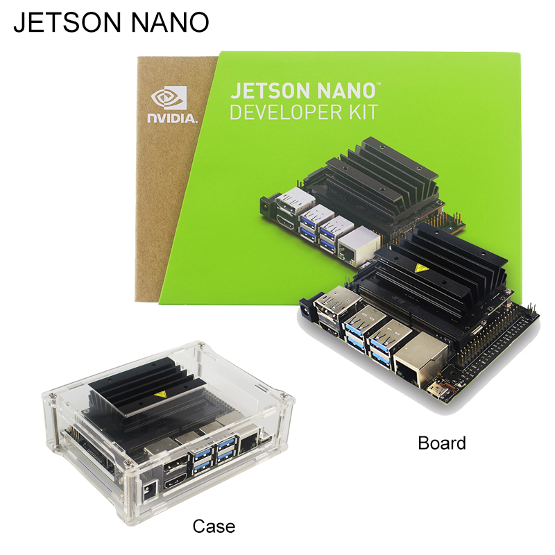 New NVIDIA Jetson Nano Developer Kit Quad core ARM Cortex A57 1 43Ghz CPU LPDDR4 Small